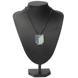 Unisex Alloy Legion Badge Scouting Recon Corps Pendant Necklace