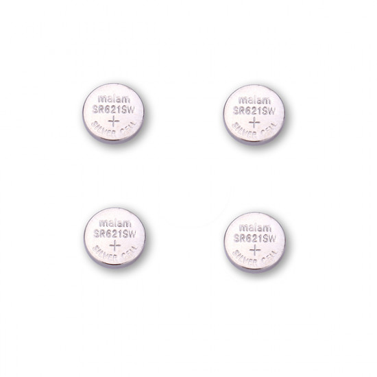 100PCS SR621 Cell Button Coin Battery Watch Toys Electronic Calculator 2021