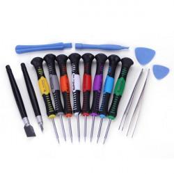 16PCS Kaisi Screwdriver Tweezers Watch Repair Tool Set