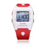ALIKE A9149 Sport Black Rectangle Light Men Women Quartz Wrist Watch