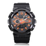 ALIKE AK1383 Sport Waterproof Multifunction Men Quartz Wrist Watch Watch