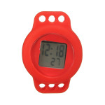 Candy DIY LED Electronic Watch Manual Loom Kit Loom Rubberbands Watch