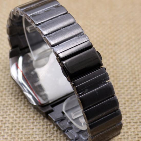 Cobra CF Through Firewire Irregular LED Wrist Watch 2021