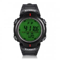 Cool Men's Outdoor Backlight Waterproof Sports Digital Watch