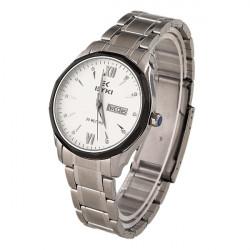 EYKI EETS8588AG Men Stainless Steel Calendar Quartz Watch