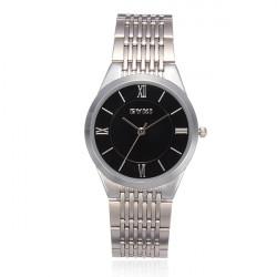 EYKI W8396G Men Stainless Steel Waterproof Quartz Watch