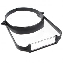 Head Headband Replaceable Loupe Magnifier Magnify Glass