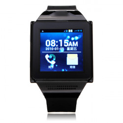 "Ikwear IK8 1.55"" Android OS 4.0 Dual Core 5.0Mp Phone Watch"