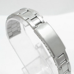 Lasha D1020 20mm Stainless Steel Strap Watch Band