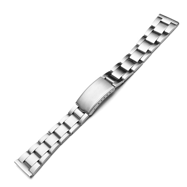 Lasha D1021 22mm Stainless Steel Strap Watch Band Watch Tools