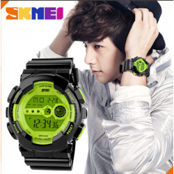 SKMEI 1026 Luminous Digital Waterproof Sport Watch