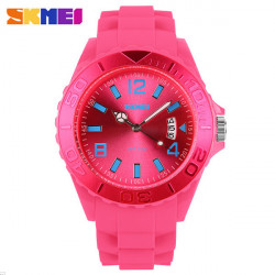 SKMEI 1041Casual Date Waterproof Quartz Wrist Watch