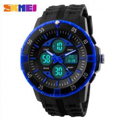 SKMEI 1046 Military LED Digital Analog Waterproof Quartz Sport Watch