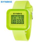 SYNOKE 66156 Children Digital Luminous Waterproof Sport Watch Watch
