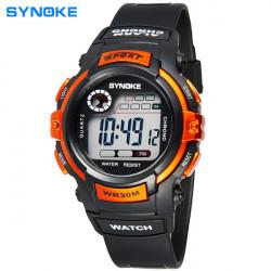 SYNOKE 99569 Children Luminous Digital Waterproof Sport Watch