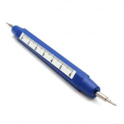 Scale Ruler Screwdriver Repair Watch Tool