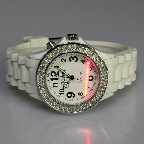 Silicone LED Wrist Watch 2021