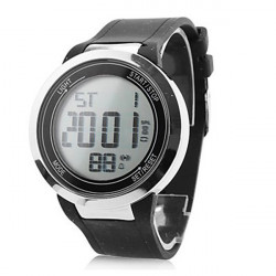 Silicone LED Wrist Watch