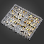 Silver Gold Watch Tool Accessory Screw Watch Tools