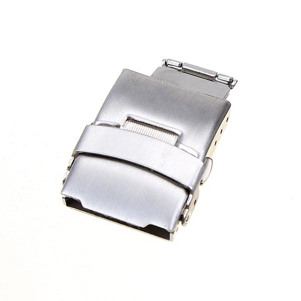Stainless Steel Double Press Watch Butterfly Double Snap Button Watch Tools