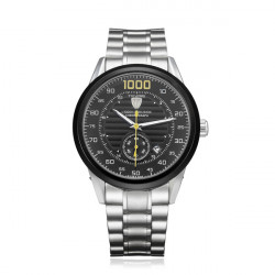 TEVISE Military Calendar Mechanical Stainless Steel Men Watch