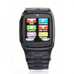 TW810 1.6inch Bluetooth JAVA MSN 1.3MP Touch Screen Men Phone Watch