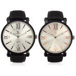 V6 Men Fashion Sports Round Quartz Silicone Simple Style Watch Watch