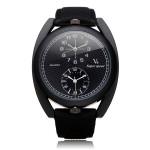 V6 V0158 Super Speed Big Dial Number Rubber Men Wrist Watch Watch