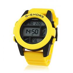 Waterproof Digital Night Light Watch