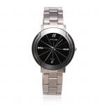 Wilon Fashion Stainless Steel Quartz Simple Style Women Watch Watch
