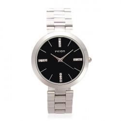 Wilon Korea Fashion Stainless Steel Quartz Simple Style Watch