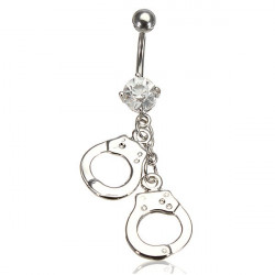 Crystal Rhinestone Navel Belly Ring Piercing Body Jewelry