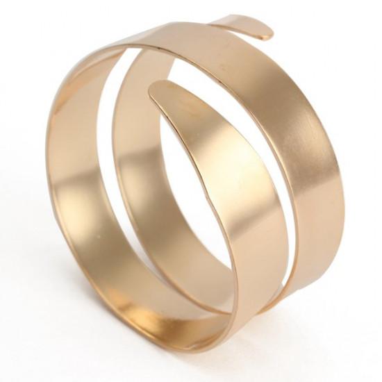 Gold Silver Cuff Upper Arm Bracelet Bangle For Women 2021