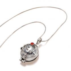 Vampire Diaries Vintage Restore Elena Box Pendant Necklace