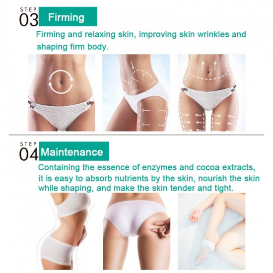 Slimming Cellulite Removal Cream Fat Burning Weight Loss Slimming Cream