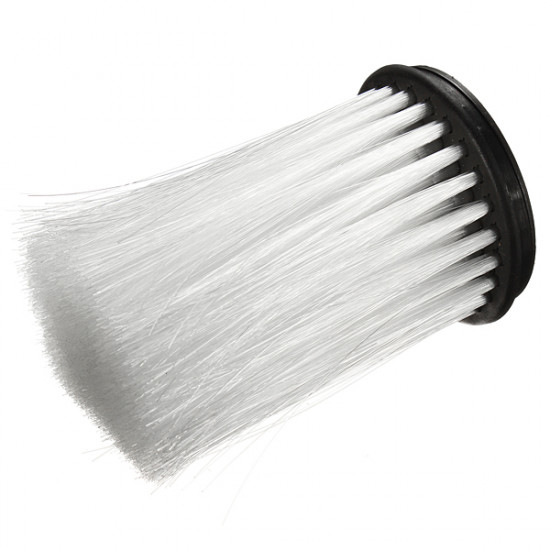 Salon Hair Cutting Neck Duster Brush Powder Container 2021