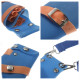 Silicon Hairdresser Scissors Pouch Holster Bag Hairdress Salon Tool 2021