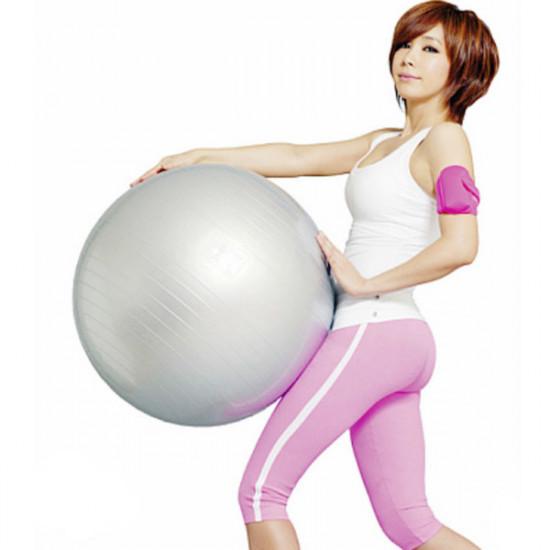 75cm 30 Inch Yoga Exercise Ball Balance Pilates Gym 2021