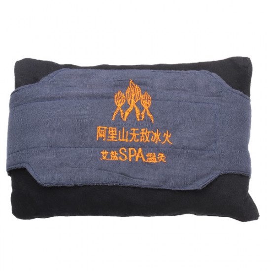Alishan Belly Waist Therapy Moxibustion Salt Belt Massager 2021