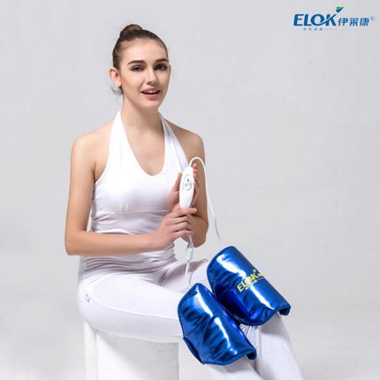 ELOK Electric Far Infrared Thermal Knee Warmer Pad 2021