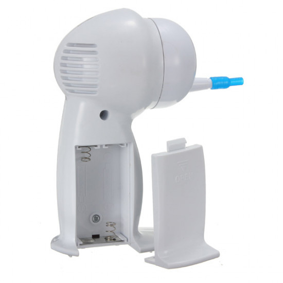 Electric Ear Wax Cleaner Cordless Safely Suction Tool 2021