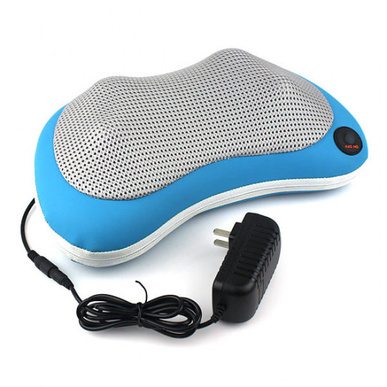 Home Car Dual-use Multifunction Massage Pillow Cushion Massager 2021