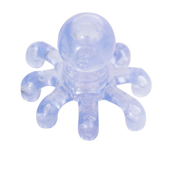 Octopus Shape ABS Head Leg Arm Neck Waist Body Relax Massager 2021