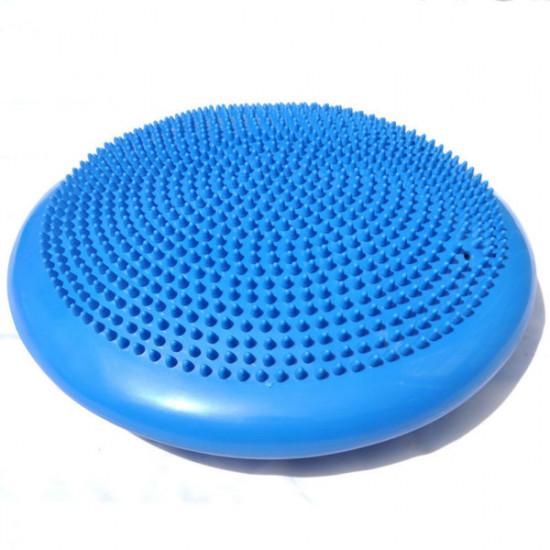 Pilates Disc Yoga Balance Cushion Pad Massage 2021