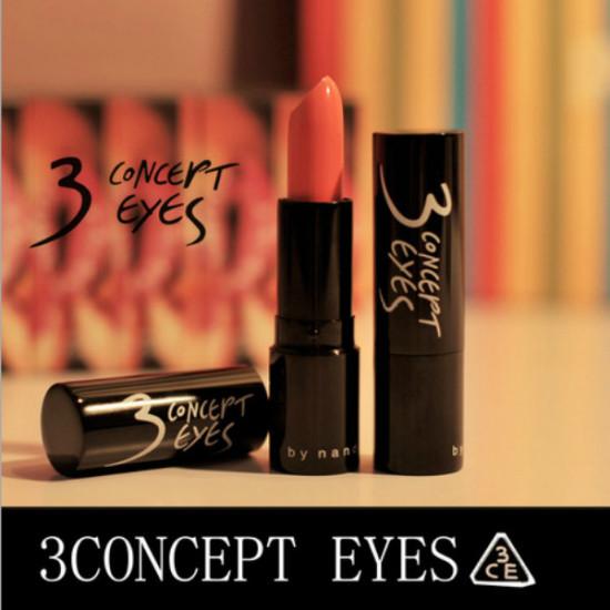 14 Color 3CE Moisturizing Sexy Lipstick Tube 3 Concept Eyes 2021