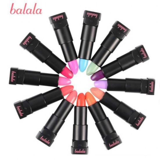 Balala Lipstick 12 Charming Colors 2021