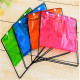 Candy Color PP Plastic Foldable Cosmetic Storage Rack Bag 2021