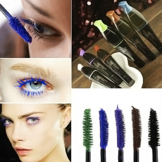 Cosmetic Cosplay Waterproof Curling Eyelash Mascara Longlasting 2021
