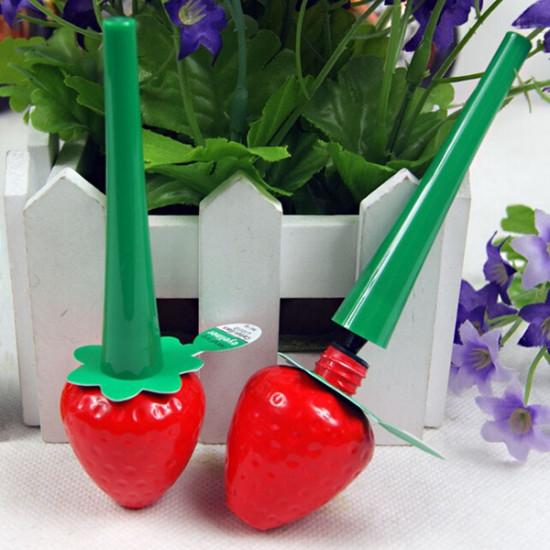 Heng Fang Strawberry Design Black Waterproof Liquid Eyeliner 2021