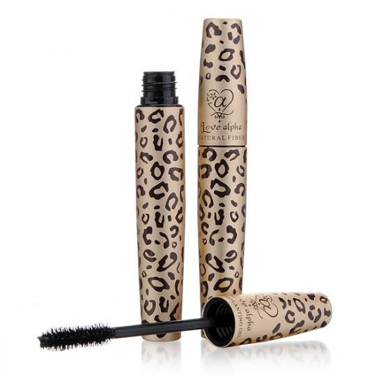 Leopard Print Prolong Thickening Eyelash Mascara Eye Makeup Cosmetic 2021